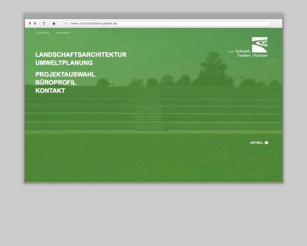 Prof. Schmid Treiber Partner Website