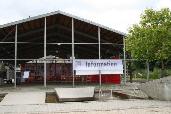Ausstellung Architekten in Tübingen