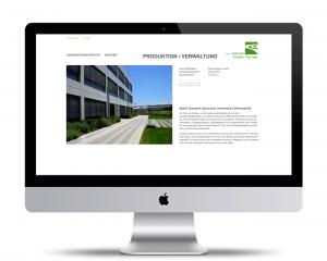 Schmid Treiber Partner Website Projektseite