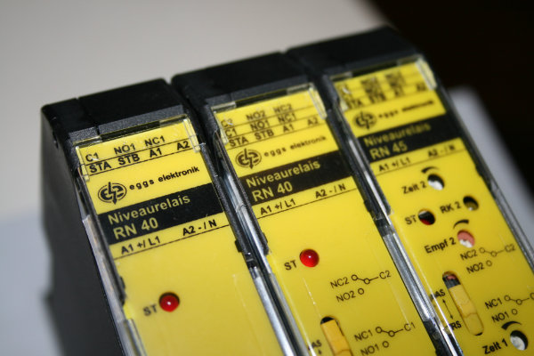 eggs elektronik Gestaltung der Produktblenden