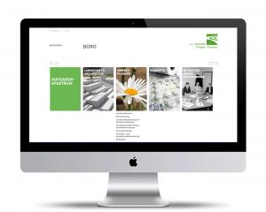 Schmid Treiber Partner Website Büro
