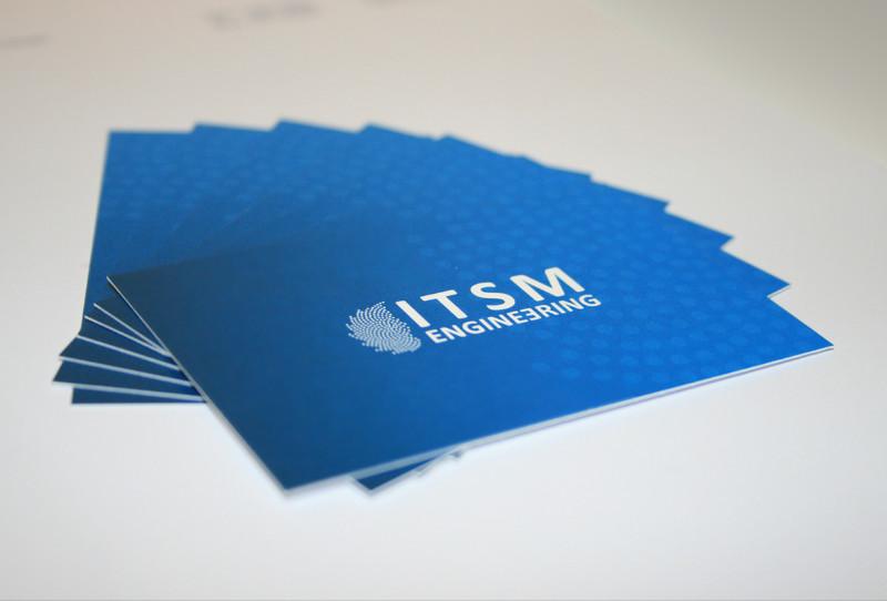 ITSM Engineering Visitenkarten