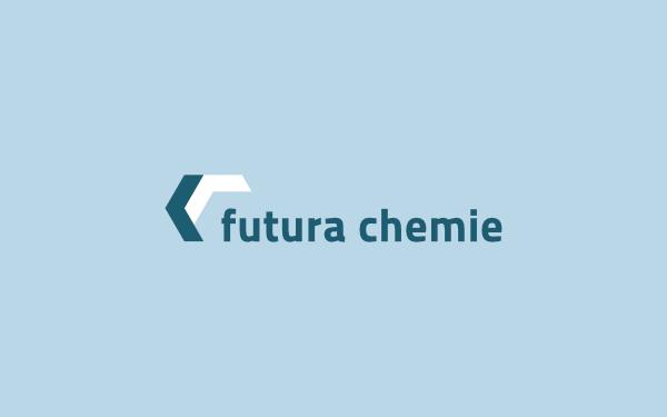 Logodesign futura chemie Reutlingen
