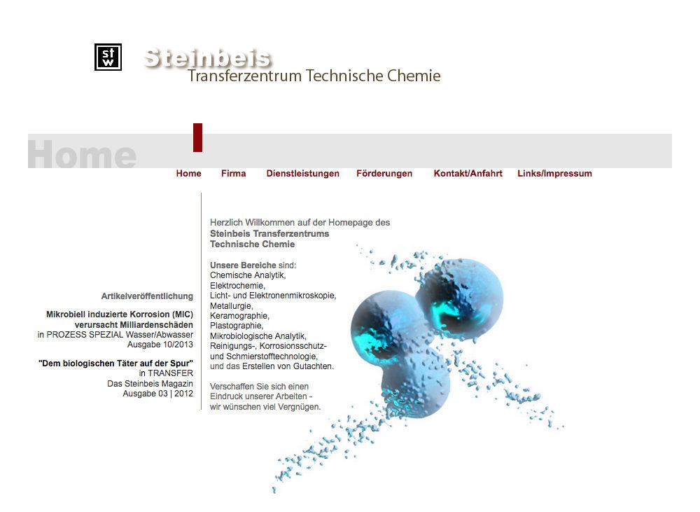 Steinbeis Chemie Reutlingen