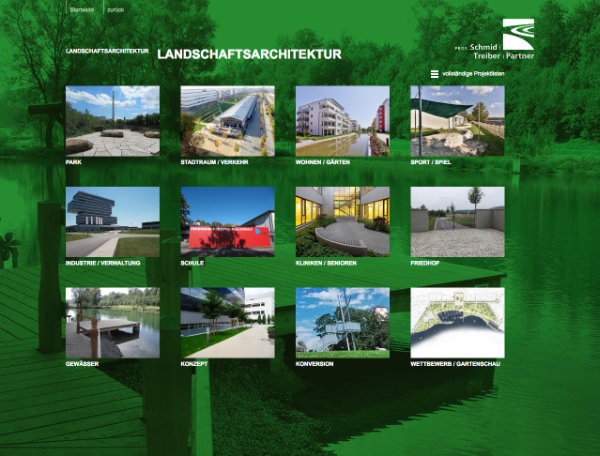 Referenzprojekte Landschaftsarchitektur